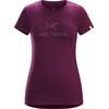Arc'teryx W's Arc'word SS T-Shirt Heathered Lt Chandra